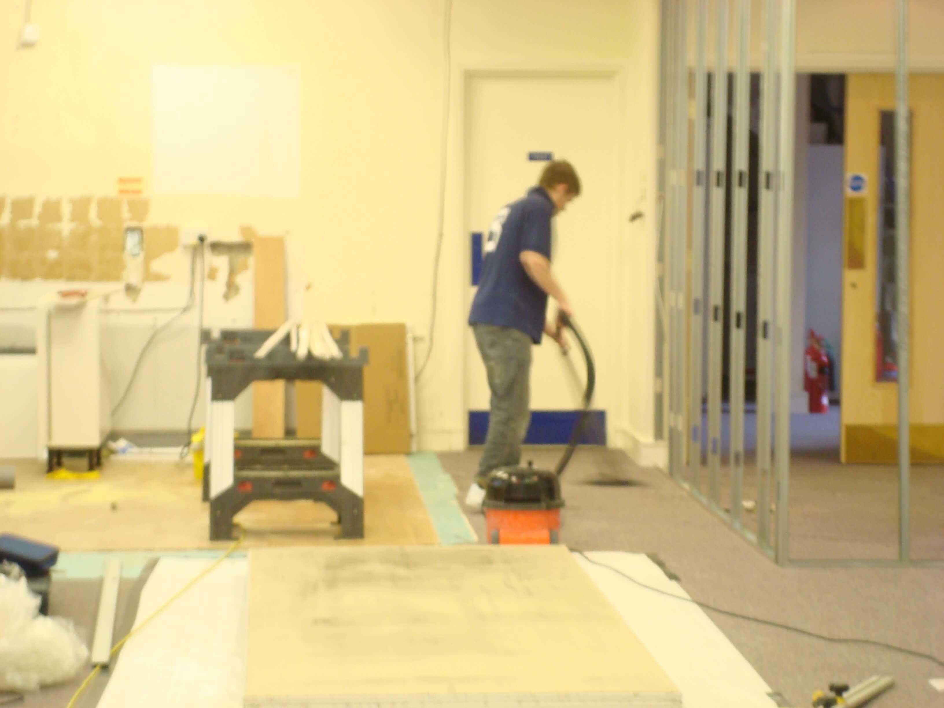 Cre8tive Interiors office refurbishment