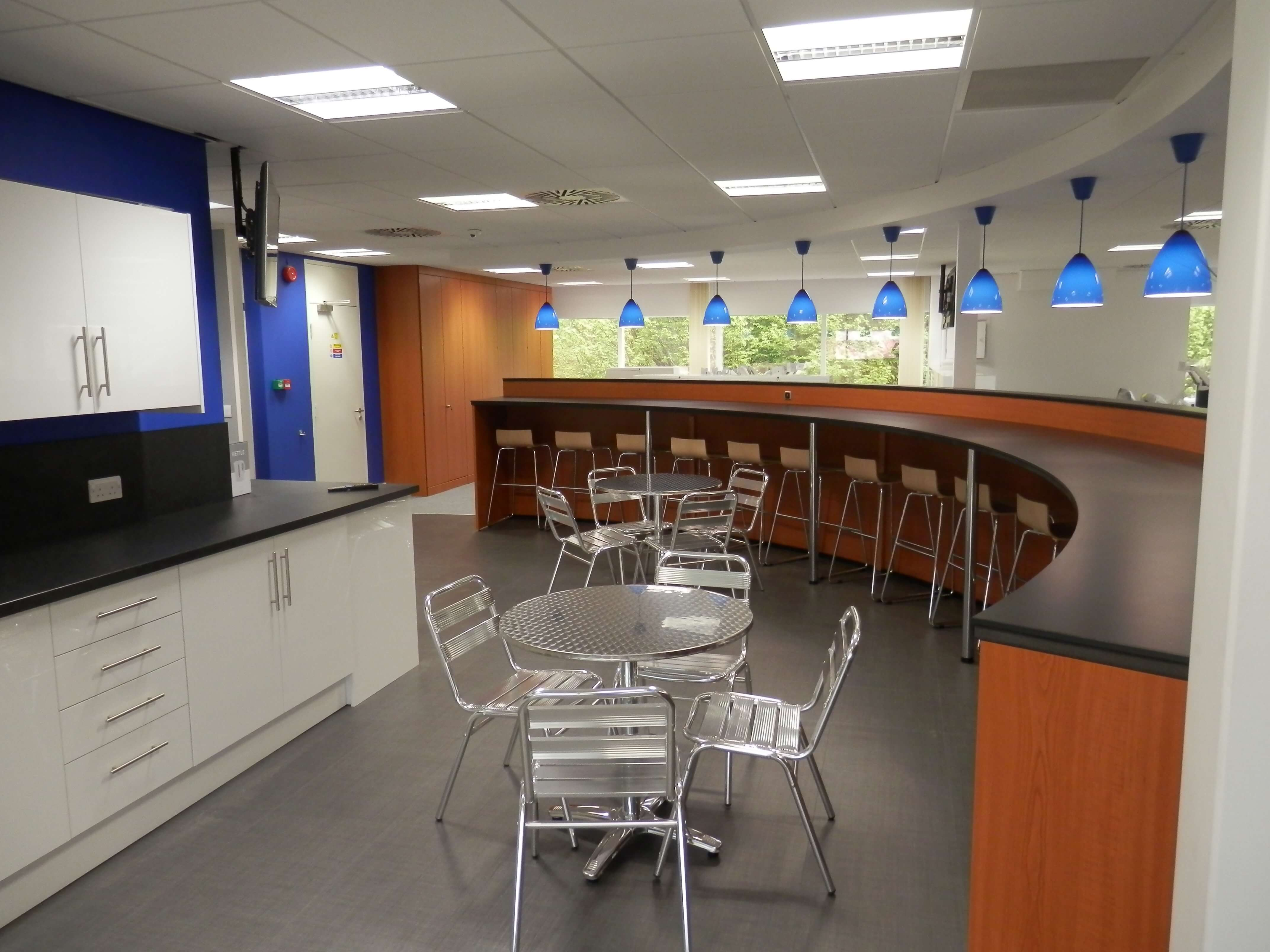 Cre8tive Interiors Office Design and Fit out
