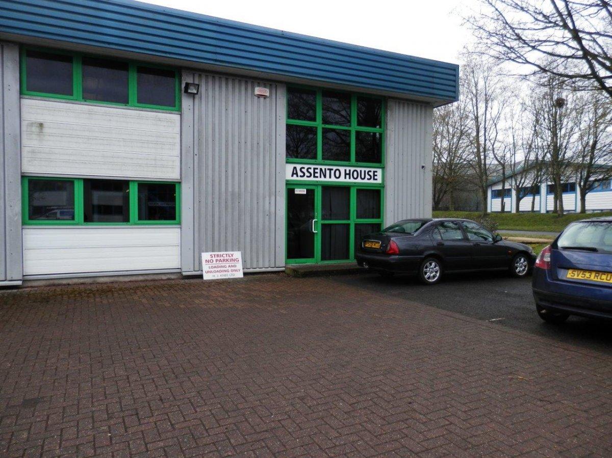 Office Refurbishment for HJ Knees of Trowbridge
