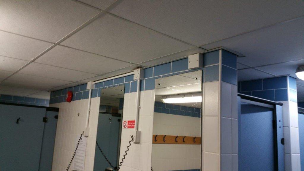 re8tive Interiors Washroom and Toilet Refurbishment