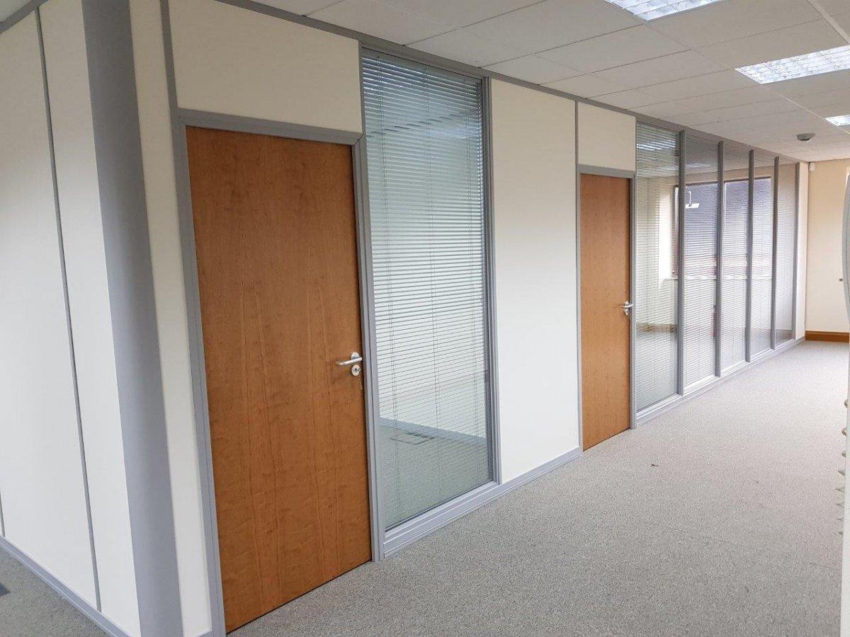 John Guest office refurbishment in Chippenham