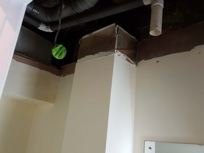 New electric cables and ducts