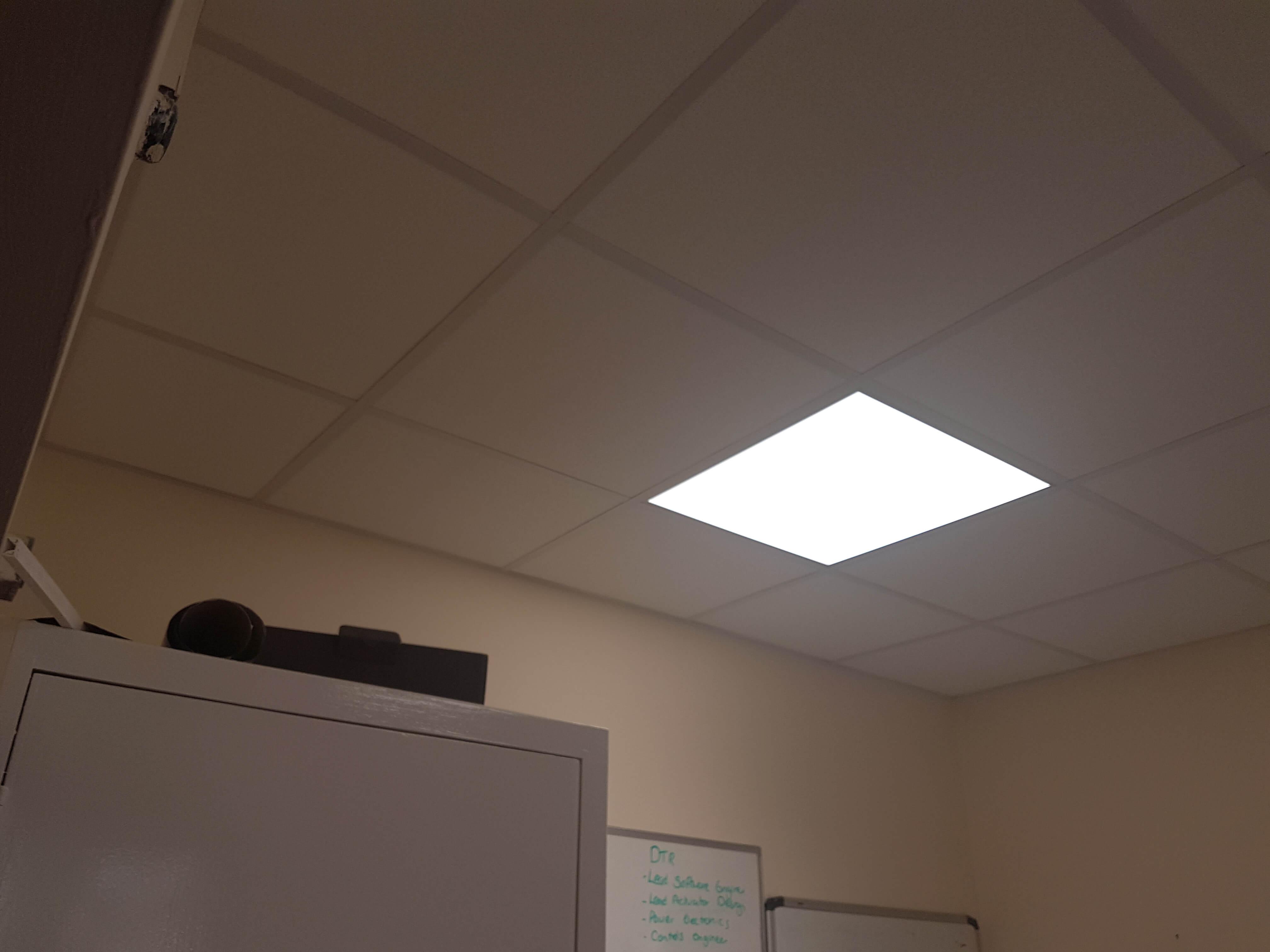 Modern flat ceiling tiles