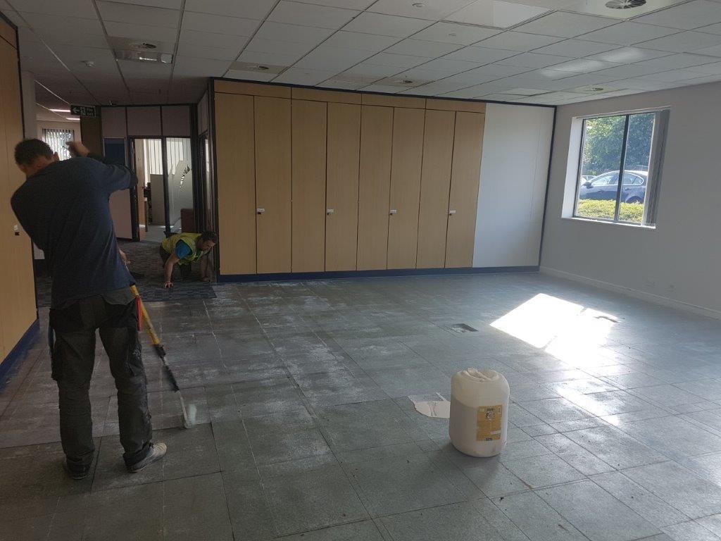 office design and refurbishment in chippenham